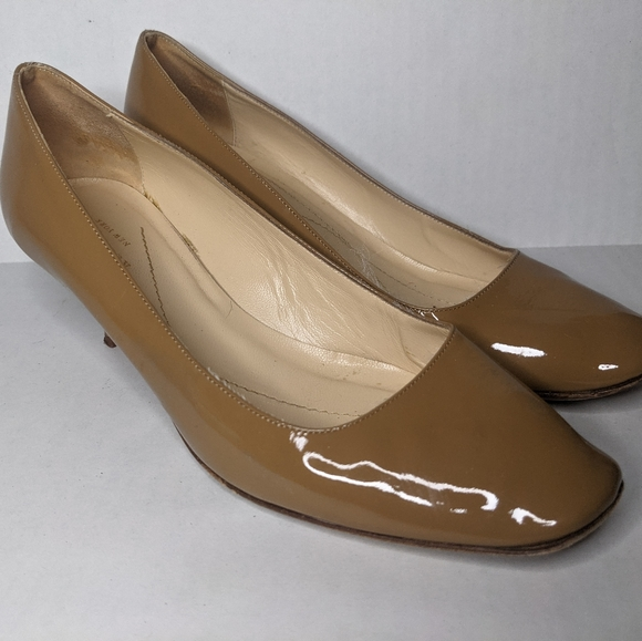 Kate Spade Patent Leather Pumps Size 7.5